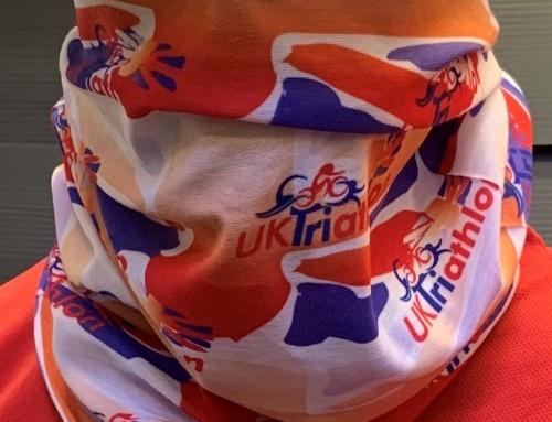 Neck Tubes to UK Triathlon